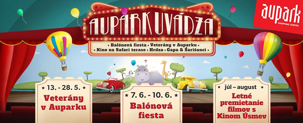 Deň detí v Auparku - online